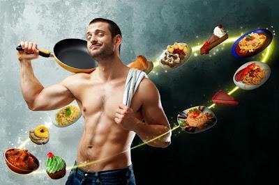 Những thực phẩm giúp nam giới giảm cân