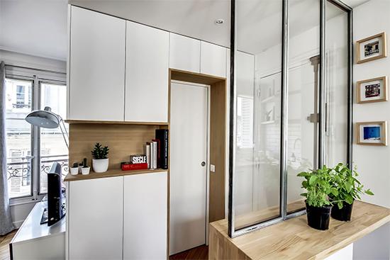 separar cômodos, apartamento pequeno, sala integrada, cozinha americana, decoração, decor, kitchen