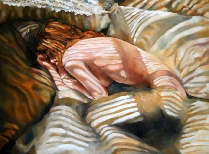 Damian Klaczkiewicz. Современный польский художник 19