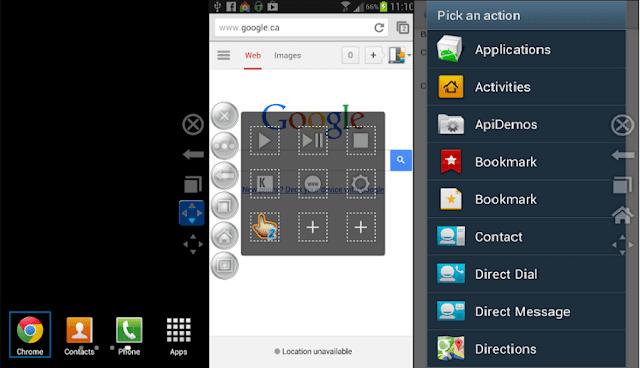 حل مشكلة تعطل زر الهوم في هاتف الاندرويد عبر تطبيق Button Savior