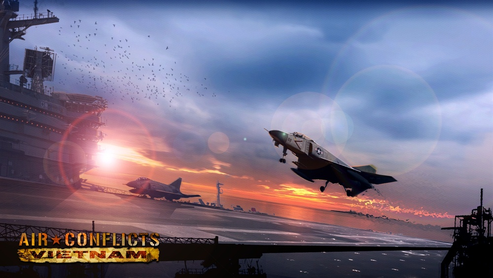 Air Conflicts Vietnam Download Poster