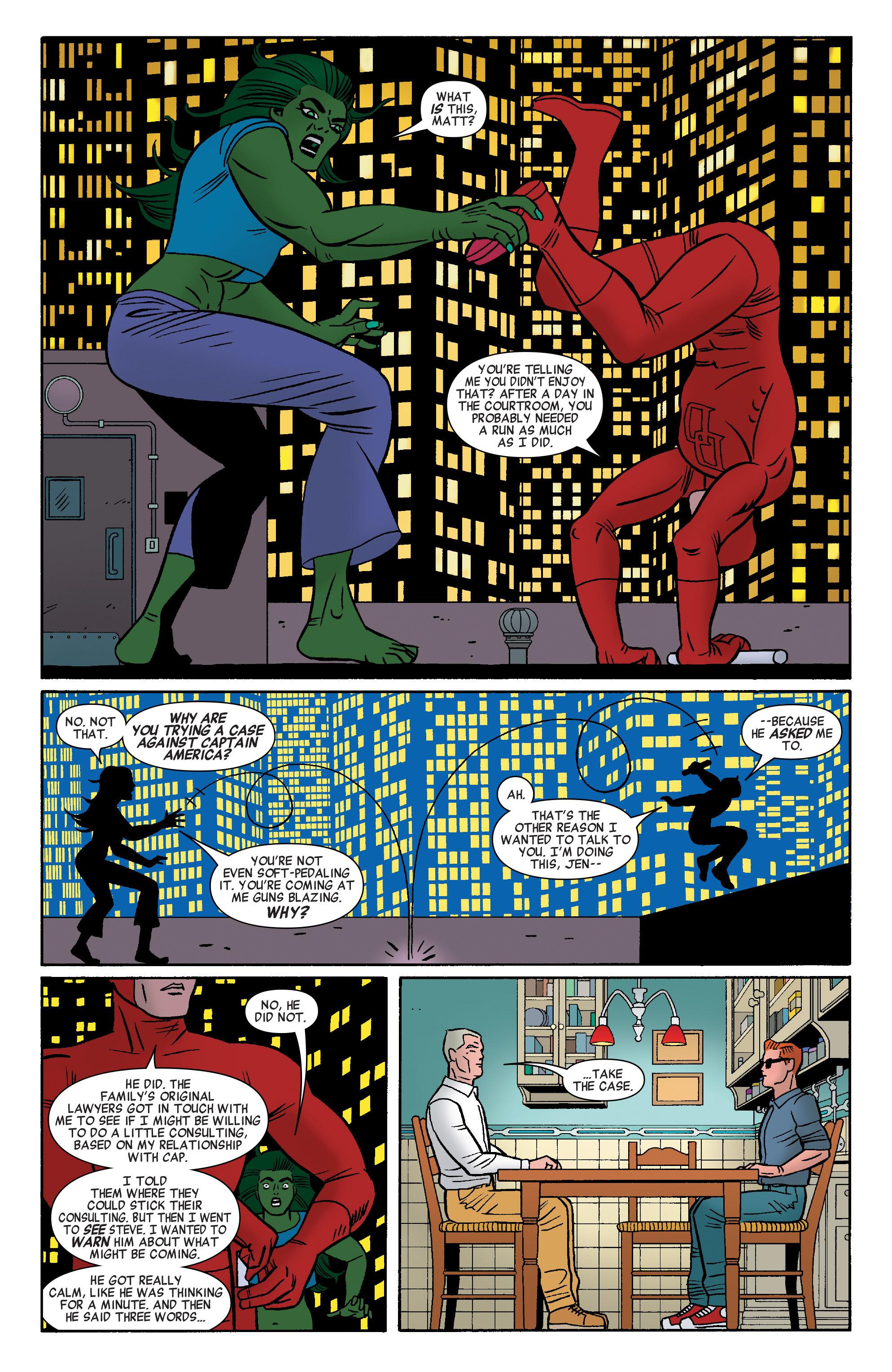 Read online She-Hulk (2014) comic -  Issue #9 - 18