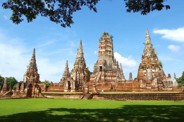 bangkok-heritage-site-ayutthaya