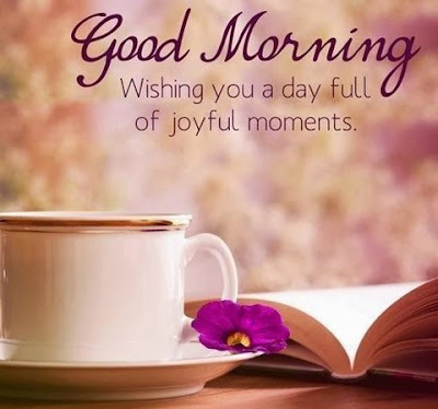 good morning images for lover - joyful day