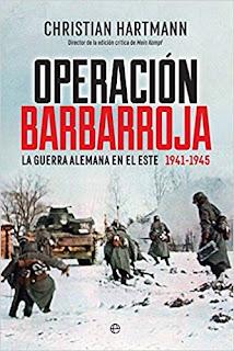 Operacion Barbarroja- Christian Hartmann
