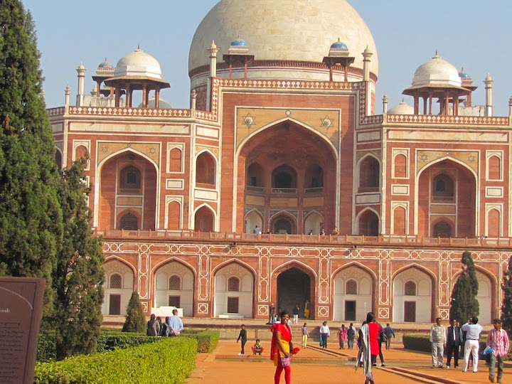 Humayun's Tomb Complex Delhi UNESCO Site India Connections