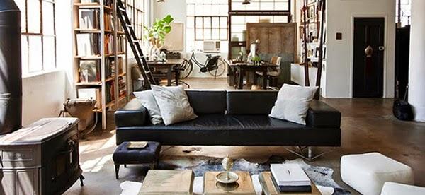 Excellent arredamenti case da sogno un loft a new york in for Arredamenti interni da sogno