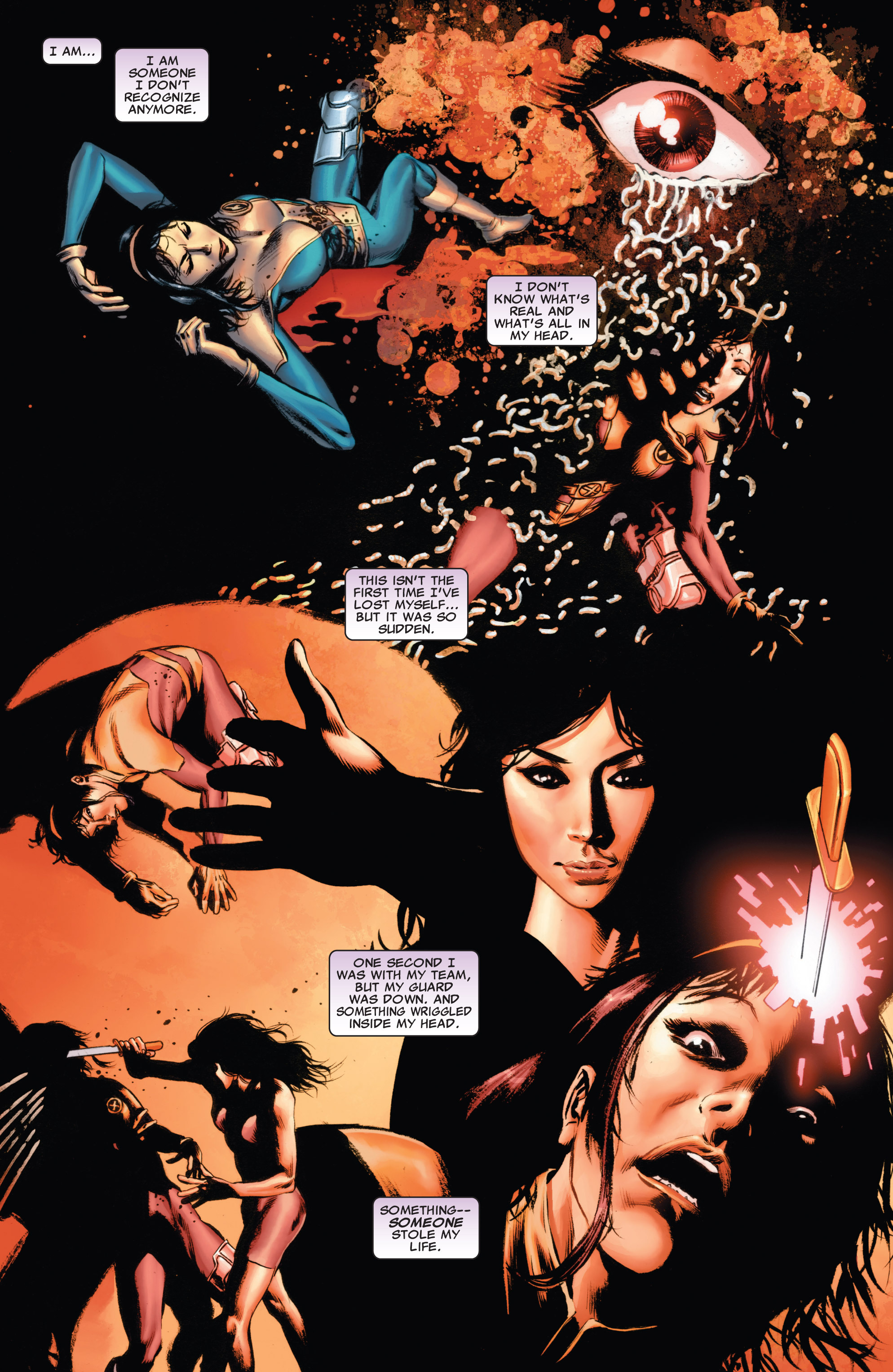 Read online Astonishing X-Men (2004) comic -  Issue #52 - 5