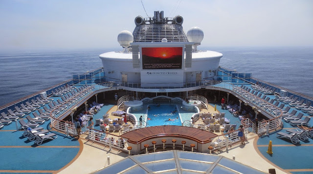 Diamond Princess in Japan / Foto: Barbara Furthmüller