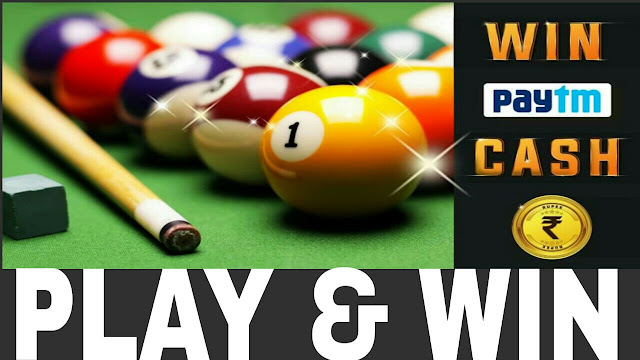 (PAYTM LOOT) Real Money 8 Ball Pool, Play & Win Unlimited Paytm Cash (PROOF ADDED) - dargowhar