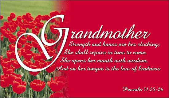 Special Quotes On Grandparents