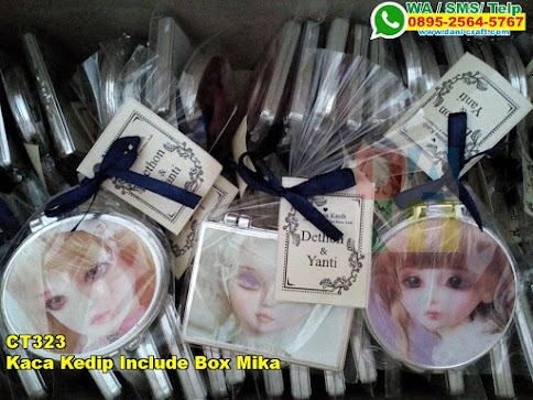 Toko Kaca Kedip Include Box Mika