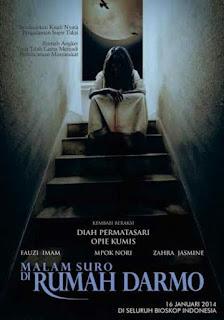 Download film Malam Suro di Rumah Darmo (2014) WEB-DL Gratis