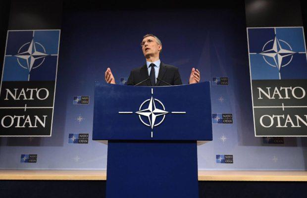 """La OTAN apoya la intervención de EE UU en Siria y dice que un ataque químico """"no puede quedar sin respuesta"""" /Putin cancela acuerdo con EEUU"""