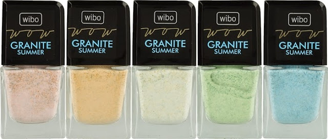 Wibo WOW Granite Summer