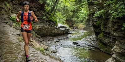 ultramarathon, running, run, vegan, NY, uptown, Cayuga Trail 50, trail, trail running