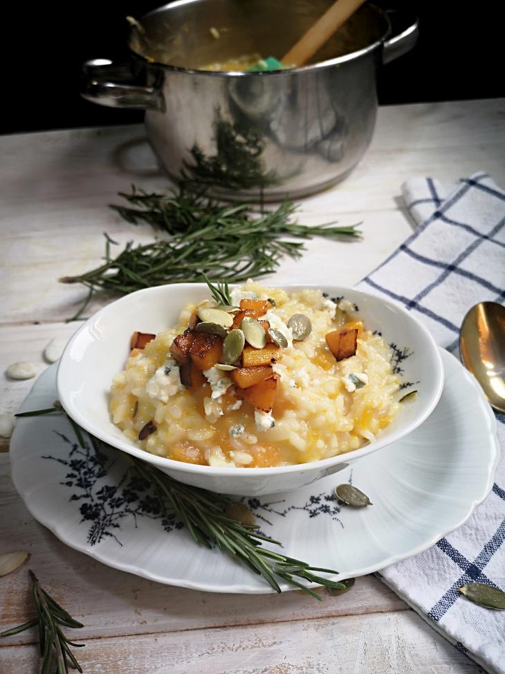 Receta facil de risotto