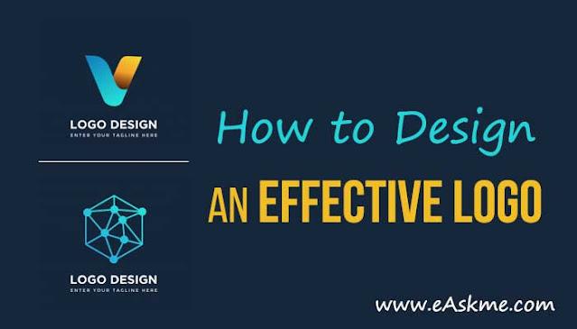 How to Design an Effective Logo in 2021: eAskme