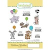 TE Balloon Buddies stamp set