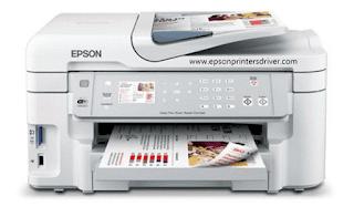 Epson WorkForce WF-3521 Driver Download