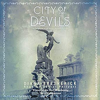 Book cover for City of Devils (Amazon UK)
