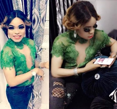 bobrisky arrested for threatening to kill toyin lawani