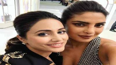 Priyanka Chopras Sweetest Reply To Hina Khan Cannes 2019
