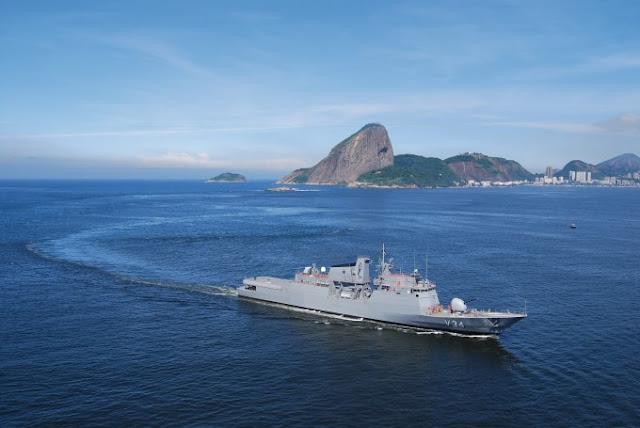 Marinha adia decisão de licitação de R$ 6 bi