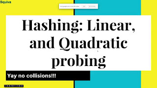 linear probing