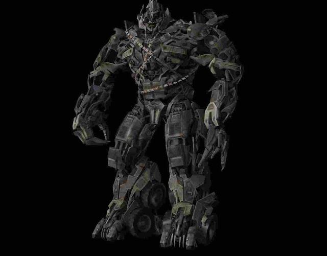 Free iAvatar - Megatron