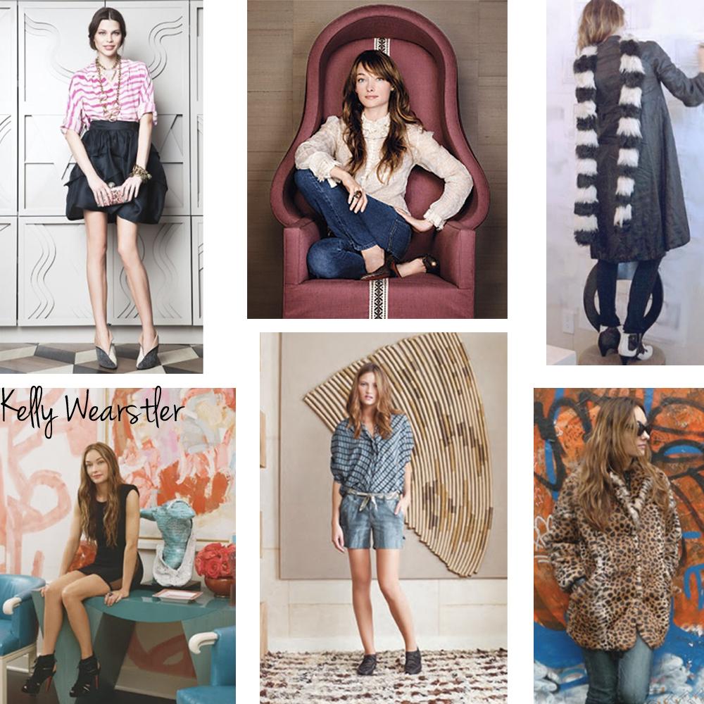 Style Stalk Kelly Wearstler: Girl Crush / Brand Crush: Kelly Wearstler