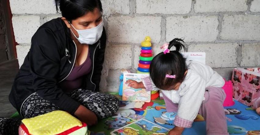 CUNA MÁS: Adecuación de los Servicios del programa social permite el desarrollo integral de más niñas y niños en la región Lambayeque - www.cunamas.gob.pe