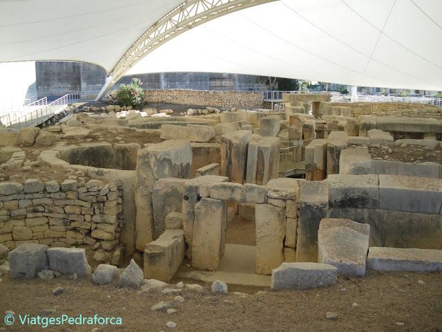 arqueologia, patrimoni de la humanitat, Unesco world heritage Malta