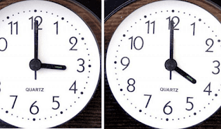 ΠΡΟΣΟΧΗ: Αλλάζει η ώρα τα ξημερώματα της Κυριακής (28/10)- Στις 04:00 πάμε τα ρολόγια μια ώρα πίσω 03:00