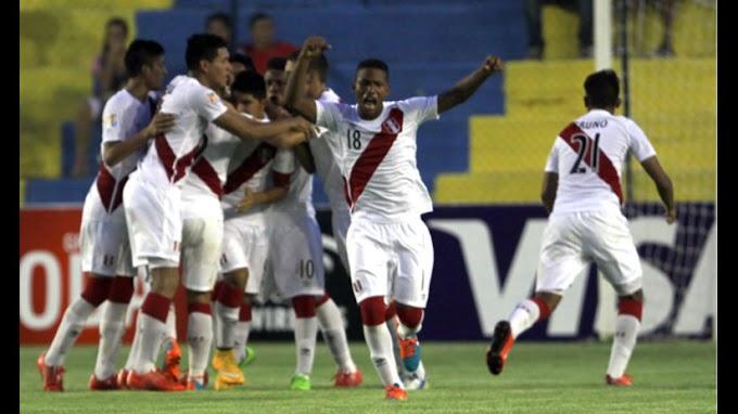Perú será sede del mundial Sub17 de fútbol en el 2019