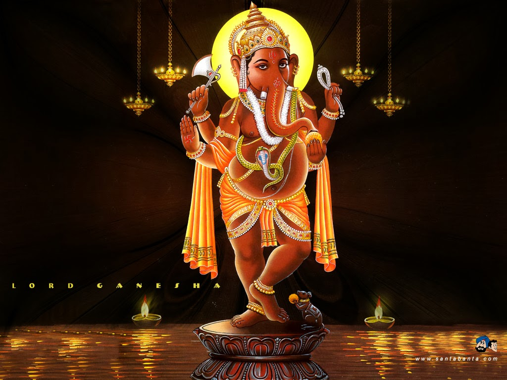 Lord Ganesha Hd Wallpapers: ALL-IN-ONE WALLPAPERS: Lord Ganesha Wallpapers HD For