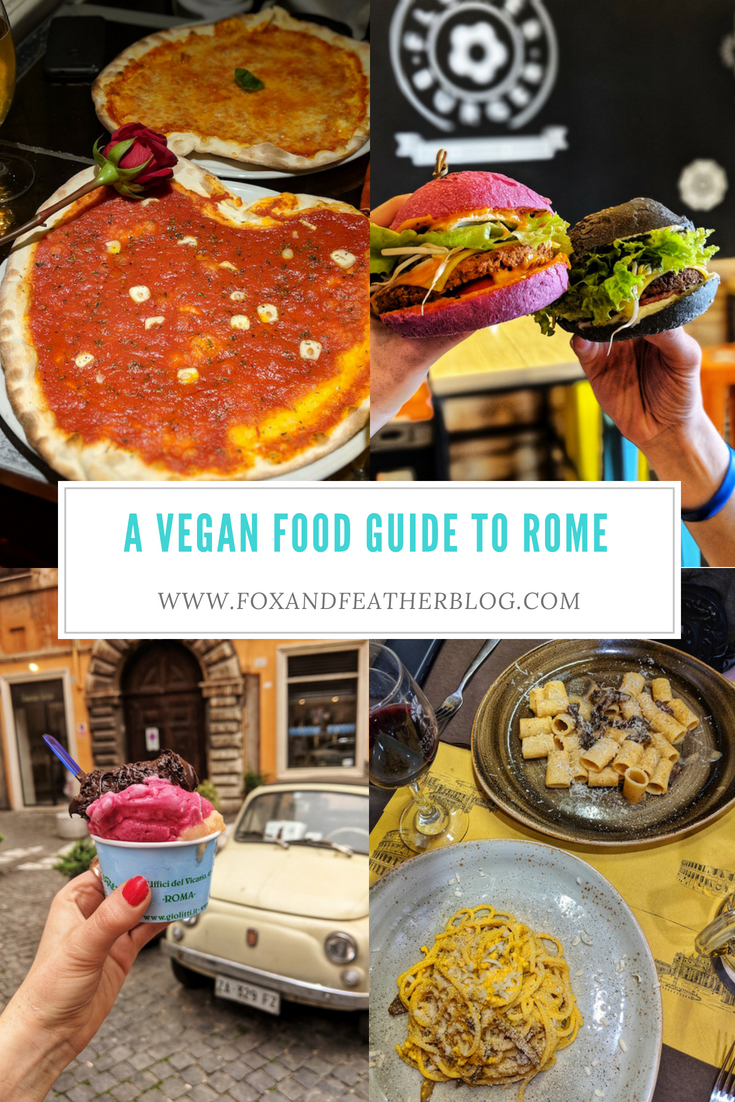 A Vegan Food Guide to Rome