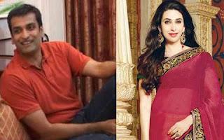 Karisma Kapoor plans to stay with Sandeep Toshniwal