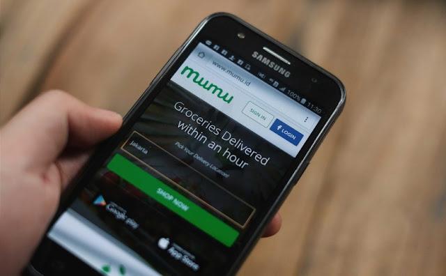 Toko Mumu Menjual Sembako Secara Online