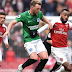 Arsenal miss out on top four after Brighton draw