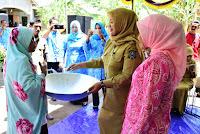 Desa Dore Dicanangkan Sebagai Kampung KB Tingkat Kabupaten Bima