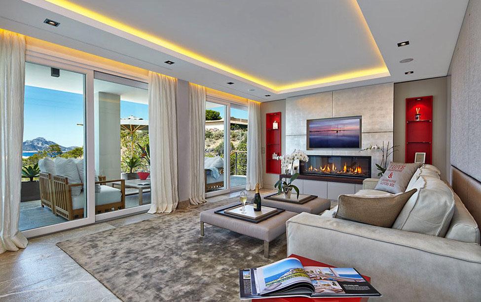 Kursi ruang tamu memperlihatkan dampak yang penting untuk memperlihatkan kenyamanan dalam ruang 50 Desain Kursi dan Sofa Ruang Tamu Minimalis Modern