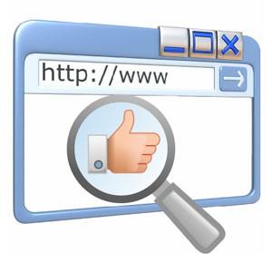 Reveiw a website
