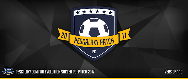 [PES 2017] PESGalaxy.com PC-Patch 2017 1.10 Patch - RELEASED #10/18/16