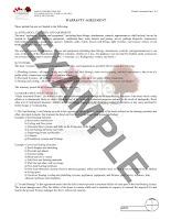 http://www.maplehomesalaska.com/misc-forms/MapleExampleWarranty.pdf