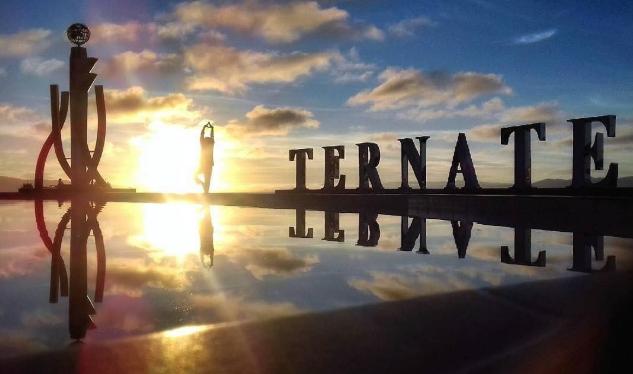 Eloknya Kota Ternate, Kecantikan Negeri Islami Yang Memikat Hati