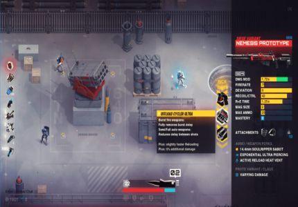 SYNTHETIK Legion Rising PC Game Free Download