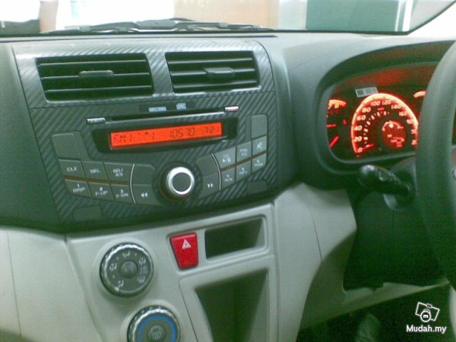 Perodua Myvi Baru Spec - Tuku Brii
