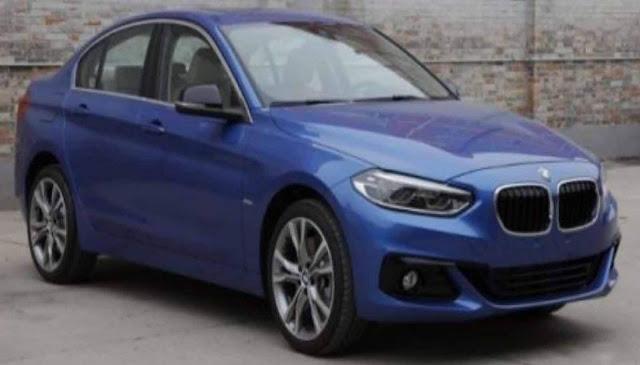 Novo BMW Série 1 Sedan - 125i