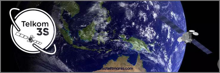 Satelit Mania - Satelit Telkom 3S Siap di Luncurkan